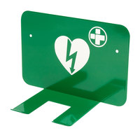 Physio-Control 11210-000047 Green AED Wall Mounting Bracket