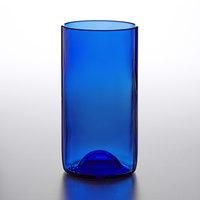 Anchor Hocking 11870 Vino Redux 16 oz. Blue Wine Bottle Cooler Glass - 24/Case