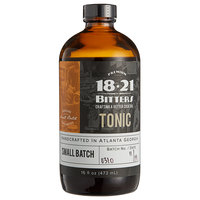 18.21 Bitters 16 oz. Small Batch Tonic Concentrated Syrup