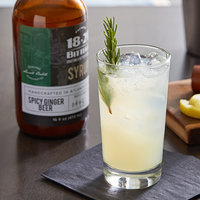 18.21 Bitters 16 fl. oz. Spicy Ginger Beer Concentrated Syrup