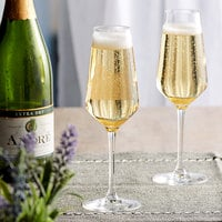 Arcoroc N5082 V. Juliette 7.75 oz. Champagne Flute by Arc Cardinal   - 24/Case