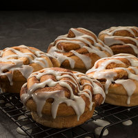 Rich's Effortless Baking 4 oz. Cinnamon Roll Dough with Icing - 90/Case