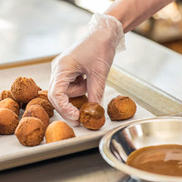 Rich's 1 1/2 inch Cake Donut Hole - 440/Case