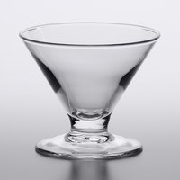 Arcoroc N6216 Kyoto 5 oz. Footed Martini Glass by Arc Cardinal - 16/Case