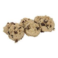 Rich's 1.5 oz. Everyday Preformed Oatmeal Raisin Cookie Dough - 210/Case