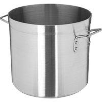 Carlisle 61232 32 Qt. Standard Weight Aluminum Stock Pot