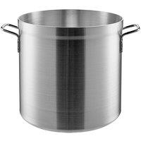 Carlisle 61240 40 Qt. Standard Weight Aluminum Stock Pot