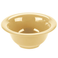 GET B-105-SQ Diamond Harvest 10 oz. Squash Melamine Bowl - 48/Case