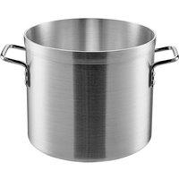 Carlisle 61216 16 Qt. Standard Weight Aluminum Stock Pot