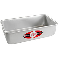 Fat Daddio's BP-5643 ProSeries 1 1/2 lb. Anodized Aluminum Bread Loaf Pan - 9 inch x 5 inch x 2 1/2 inch