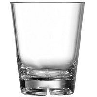Arcoroc E6137 Outdoor Perfect 14.75 oz. SAN Plastic Double Rocks / Old Fashioned Glass by Arc Cardinal   - 36/Case