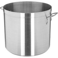 Carlisle 61260 60 Qt. Standard Weight Aluminum Stock Pot