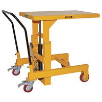 Wesco Industrial Products 273265 24 inch x 36 inch Hydraulic Die Lift Table, 2000 lb. 24 inch - 36 inch Lift