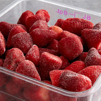 30 lb. IQF Whole Strawberries