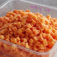 30 lb. IQF Diced Papaya