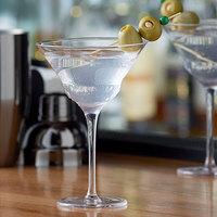 Acopa 9 oz. Martini Glass - 6/Box