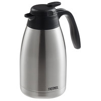 Thermos TGS15SC 1.5 Liter Stainless Steel Vacuum Insulated Carafe - Push Button