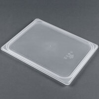 Cambro 20PPCWSC438 Camwear 1/2 Size Translucent Seal Cover