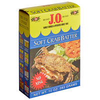J.O. 10 oz. Soft Shell Crab Batter Packet   - 12/Case