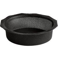 Sasa Demarle Flexipan Air® SF-0470 Silicone Round Bread Mold - 9 1/2 inch x 9 1/2 inch x 2 3/4 inch Cavity