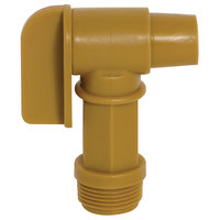 Wesco Industrial Products 272177 3/4 inch Plastic Faucet for Select Drums