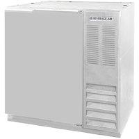 Beverage-Air BB36HC-1-S-WINE 36 inch Stainless Steel Back Bar Wine Refrigerator