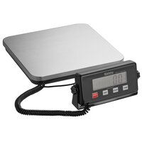 Galaxy RS220LPG 220 lb. Low-Profile Digital Receiving Scale with Remote Display