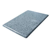 Commercial Zone 7210174 Ashstone Replacement Panels for 42 Gallon StoneTec Waste and Recycling Containers - 4/Pack