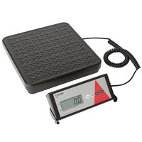 Taylor TE400 400 lb. Digital Receiving Scale with Remote Display