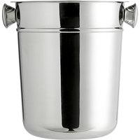 World Tableware 520818 Belle 8 Qt. Stainless Steel Wine Bucket