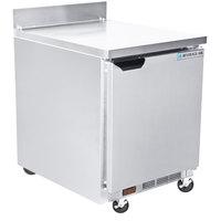 Beverage-Air WTF27HC 27 inch Worktop Freezer