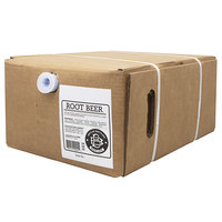 Boylan Bottling Co. 5 Gallon Bag in Box Root Beer Beverage / Soda Syrup