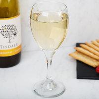 Libbey 3966 Teardrop 6.5 oz. White Wine Glass - 36/Case