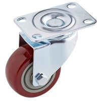 VacPak-It P20F32 2 1/2 inch Plate Caster for VMC20F and VMC20FGF