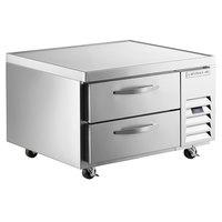 Beverage-Air WTFCS36HC 2 Drawer 36 inch Freezer Chef Base
