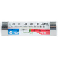 Taylor 5925N Classic Refrigerator / Freezer Tube Thermometer