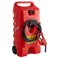 Scepter 6792 Duramax 14 Gallon Wheeled Gasoline Container - Red