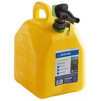 Scepter FR1D501 5 Gallon SmartControl Diesel Can - Yellow