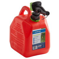 Scepter FR1G201 2 Gallon SmartControl Gasoline Can - Red