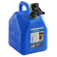 Scepter FR1K501 5 Gallon SmartControl Kerosene Can - Blue