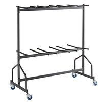Lancaster Table & Seating Folding Chair Dolly--84 Chair Capacity