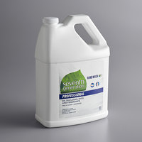 Seventh Generation 44731 Professional Free & Clear 1 Gallon Unscented Hand Soap - 2/Case
