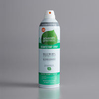 Seventh Generation 22981 13.9 oz. Eucalyptus, Spearmint, and Thyme Disinfectant Spray - 8/Case