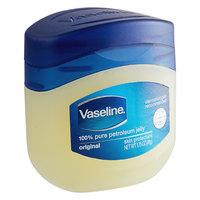 Unilever Vaseline 31100 1.75 oz. Petroleum Jelly Original Jar - 144/Case