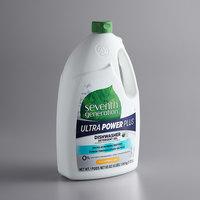 Seventh Generation 22929 65 oz. Ultra Power Plus Citrus Dishwasher Detergent Gel - 6/Case