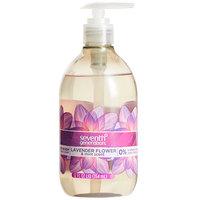 Seventh Generation 22926 Purely Clean 12 oz. Lavender Flower & Mint Hand Soap - 8/Case