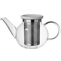 Villeroy & Boch 11-7243-7271 Artesano Barista 16.9 oz. Glass Teapot with Strainer