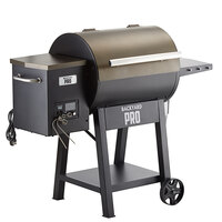 Backyard Pro PL2026 26 inch Wood-Fired Pellet Grill with Advanced Controls - 624 Sq. In.