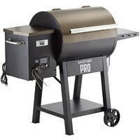 Backyard Pro PL2026 26 inch Professional Wood-Fired Pellet Grill with Advanced Controls - 624 Sq. In.