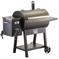 Backyard Pro PL2032 32 inch Professional Wood-Fired Pellet Grill with Advanced Controls - 780 Sq. In.